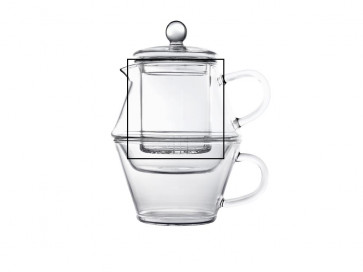 Theefilter voor Tea for one Portofino 1467