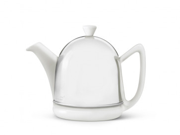 Theepot Cosy Manto 0,6L wit