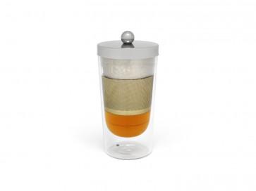 Tea for one Lucca 350ml dubbelwandig