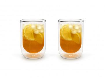Dubbelwandig glas 290ml s/2