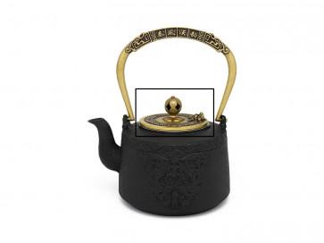 Deksel + knop Emperor 153003