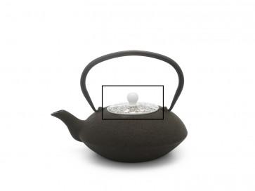 Deksel Yantai 157001 zwart/bruin