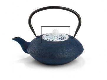 Deksel voor theepot Yantai G021BP blauw