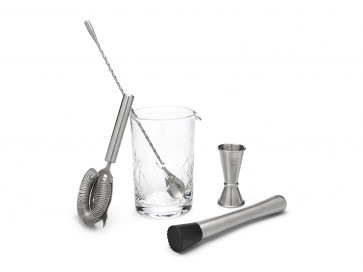 Cocktail mixing set 5-delig