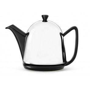 Theepot Cosy Manto 1,0L zwart