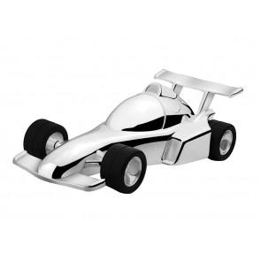 Spaarpot raceauto 15,4x7,2x4,8cm vz./l.