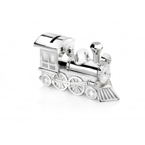 Spaarpot Locomotief 15,5x5,5x8cm vz./l.
