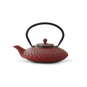 Theepot Xilin 0,8L, rood