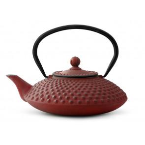 Theepot Xilin 1,25L, rood