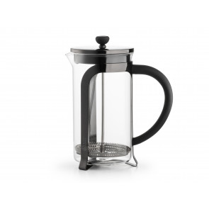 Koffiemaker Shiny Black 1,0L